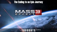 Spoiler Alert:  This post contains massive spoilers on the plot and current endings to Mass Effect 3.  Do not read if you wish to experience the end for yourself!